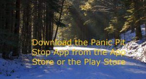 Download the panic pit stop app