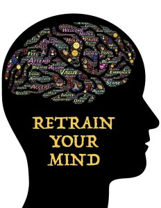 Retain your mind to let go of anxiety